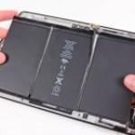 iPad 2 akkumulátor csere