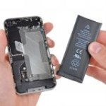 iPhone 4, és iPhone 4S akkumulátor csere