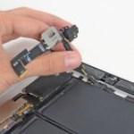 iPad 2 3G antenna csere