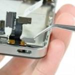 iPhone 4S bekapcsoló gomb csere
