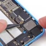 iPhone 5C csengő hangszoró csere