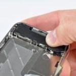 iPhone 5 csengőhangszoró csere