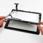 iPad 1 gyári LCD csere