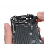 iPhone 5S hangerő, és némító flex csere