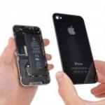 iPhone 4 hátlap csere