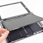 iPad 2 LCD kijelző csere