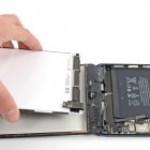 iPad mini LCD kijelző csere