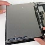 iPad 3 LCD kijelző