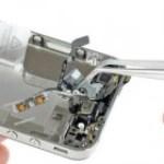 iPhone 5 némító szalagkábel csere