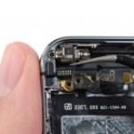 iPhone 5S rezgőmotor csere