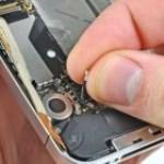iPhone 4S rezgőmotor csere
