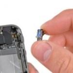 iPhone 4 rezgőmotor csere