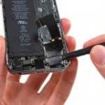 iPhone 5S töltéscsatlakozó csere